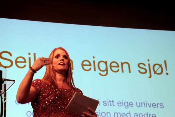 Foredrag Seil din eigen sjø Synneva Erland Kommunikasjon